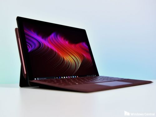 Surface Pro 6 has significantly better battery life than last year's model