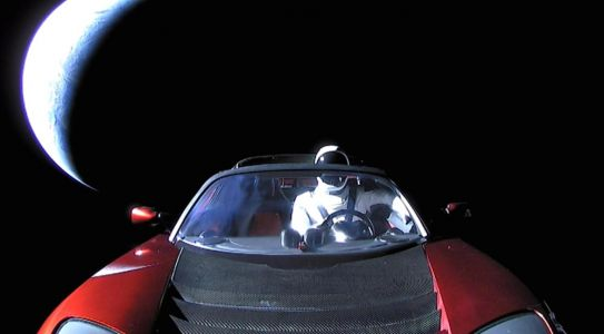 Scientists Think They Know Where Elon Musk's Space Roadster Will Ultimately Land