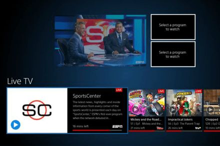 You can now watch four PlayStation Vue streams at once on a single Apple TV