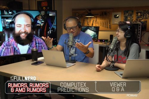 The Full Nerd ep. 93: AMD Ryzen 3000 and Radeon Navi rumors, Computex predictions, Q&A