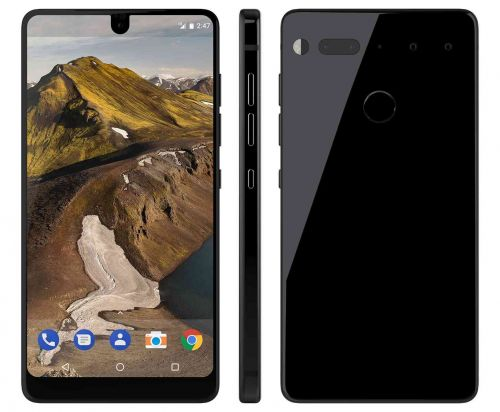 Essential Phone will be available in Sprint stores on Thursday