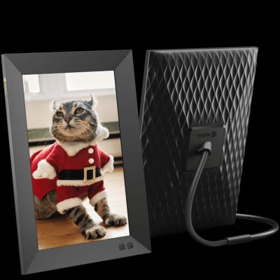 This Nixplay photo frame lets you put your Google Photos memories anywhere