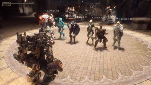 Anthem Live-Action Short Teased With New Trailer