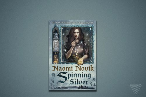 With Spinning Silver, Naomi Novik cements her status as one of the great YA fantasy authors
