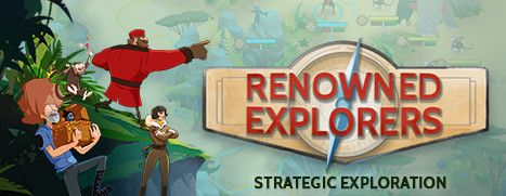 Daily Deal - Renowned Explorers: International Society, 80% Off