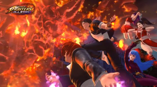 Amazon Prime Members Get Free King Of Fighters Allstar Loot