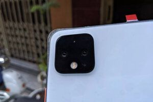 Check out today's batch of Google Pixel 4 XL images