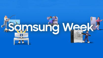 'Samsung Week' discounts several wearables, smartphones, TVs and more
