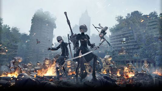 Opinion - Give Me More Weird Masterpieces Like Nier: Automata