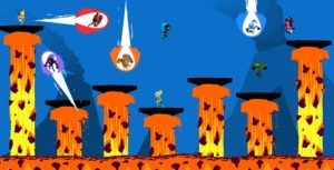 Canadian-developed Runbow now available on PS4, Nintendo Switch
