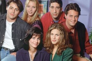 Get all 10 seasons of Friends for only $60 from the Google Play Store