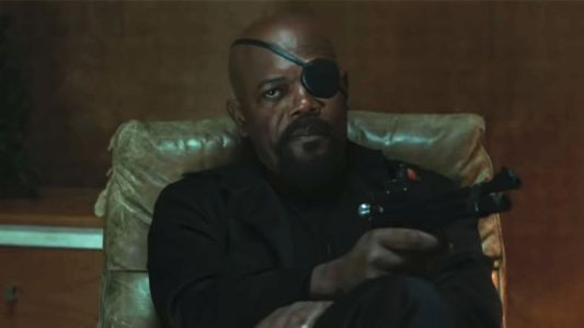 A Poster for SPIDER-MAN: FAR FROM HOME Has a Goof and Samuel L. Jackson is Not Having It