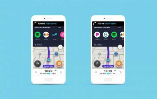 Waze Audio Player gets support for Deezer streaming service on Android