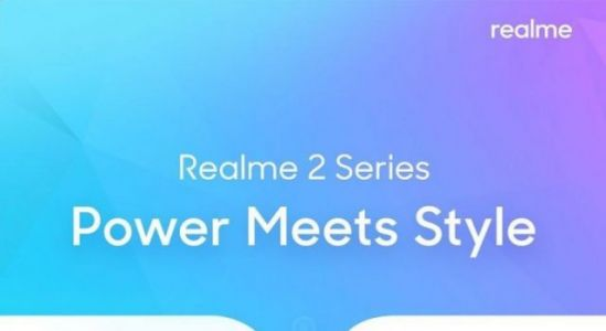 Realme 2 and 2 Pro coming to Indonesia on October 9