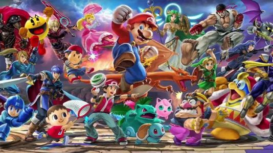 'Smash Bros.' Makes Nintendo Switch Best-Selling System of 2018