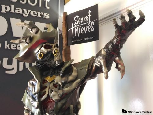 Sea of Thieves creator Rare's studio is a magical place