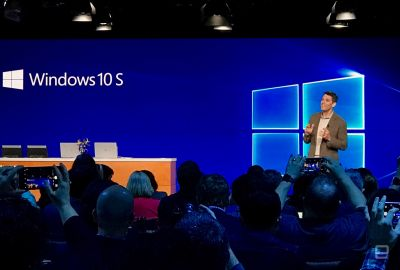 Microsoft takes on Chrome OS with Windows 10 S