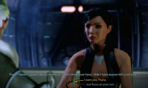 Mass Effect 2 Writer Reveals Origin of Hilariously Awkward Romance Prompt
