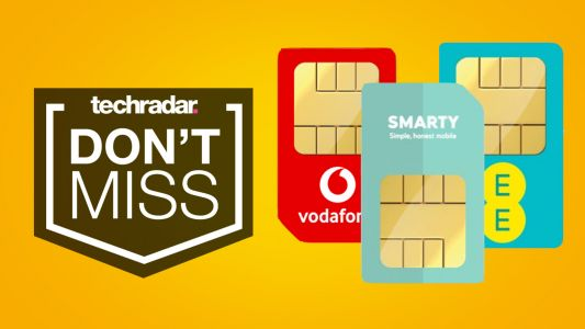 5 best SIM only deals to get you fired up this weekend including 100GB for £16 a month