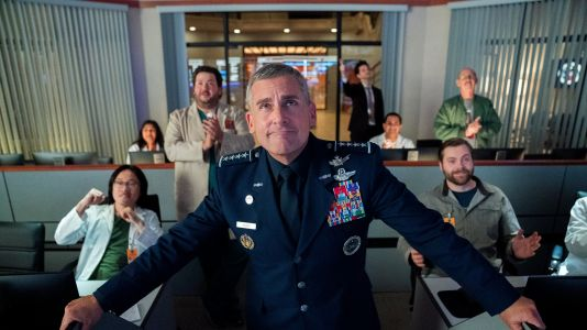 Space Force could be The Office replacement that Netflix needs