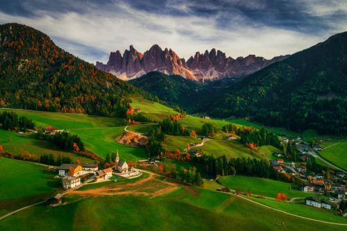 Incredible award-winning aerial photos from the Skypixel photo contest