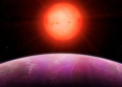 Astronomers surprised by the discovery of a monster planet that should not exist