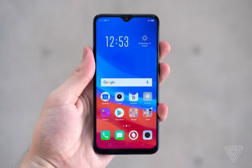 Oppo's latest phone has the best notch yet