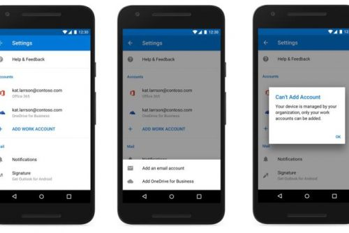 Microsoft upgrades Outlook Mobile, but restricting personal email may be one of the changes