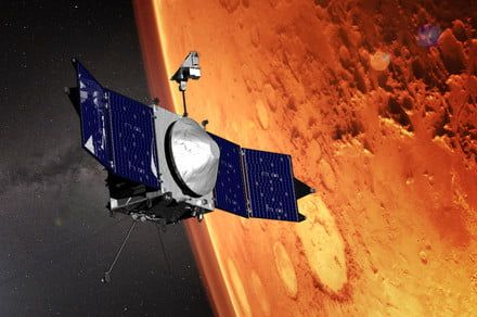 NASA's MAVEN orbiter has a new job as a communication relay for Mars 2020
