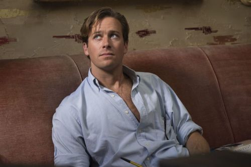 Armie Hammer Almost Played a Psychotic Batman
