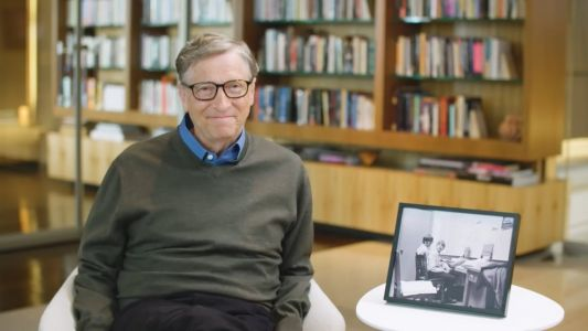 Watch: Bill Gates Breaks Down Iconic Moments From His Life