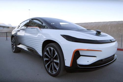 Faraday Future gets a lifeline as it settles months-long battle with Chinese investor