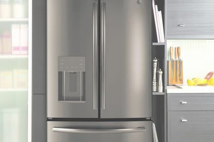 GE adds a cubic foot with high-capacity French door refrigerator