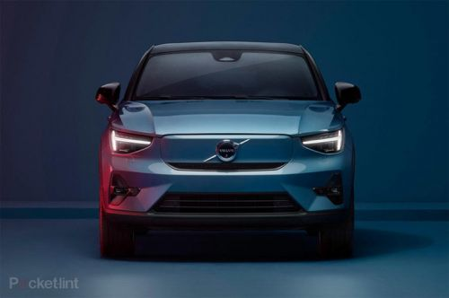 Volvo C40 is all-electric and goes big on Google Android infotainment system