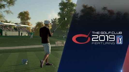 The Golf Club 2019 Adds The PGA Tour License