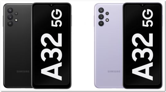 Galaxy A32 makes its debut as the most affordable 5G phone from Samsung