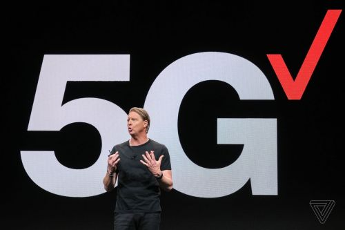 Verizon will launch 5G in 30 cities this year