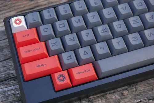 Officially licensed Star Wars keycaps are here, and they cost $250