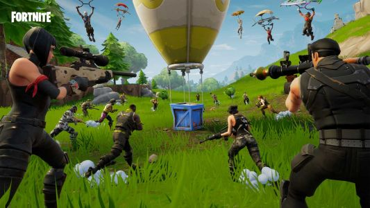 The next big 'Fortnite' eSports event is an $8 million, 8-week tourney