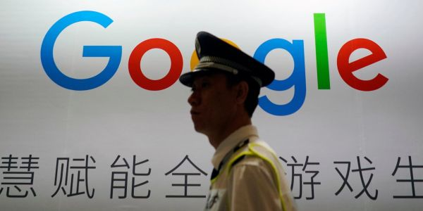 It looks like China just laid out how it wants Google to help it persecute its Muslim minority