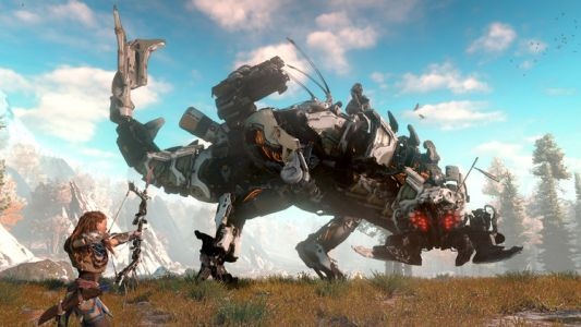 Horizon Zero Dawn just £18.99 at Argos, grab this PS4 exclusive Black Friday deal