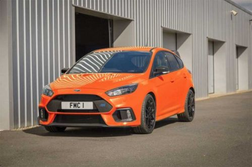 Ford Focus RS Heritage Edition is the last hurrah