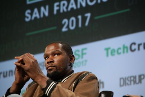 How living in Silicon Valley has made Kevin Durant a better investor