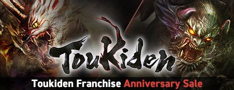 Daily Deal - Toukiden Franchise Anniversary Sale, 60% Off
