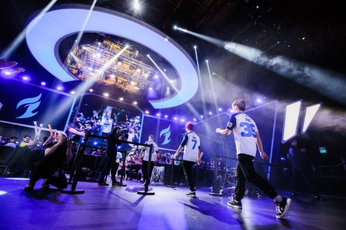 'Overwatch' pro suspended for 'racially disparaging' emote