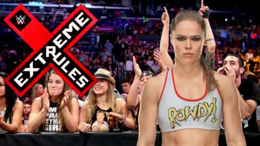 Every Time WWE Showed Ronda Rousey In The Crowd At Extreme Rules 2018
