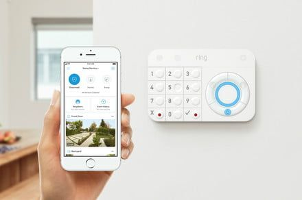Ring Alarm home security system is now available for pre-order
