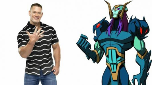 First Look At John Cena's Baron Draxum, The Newest Villain For TMNT