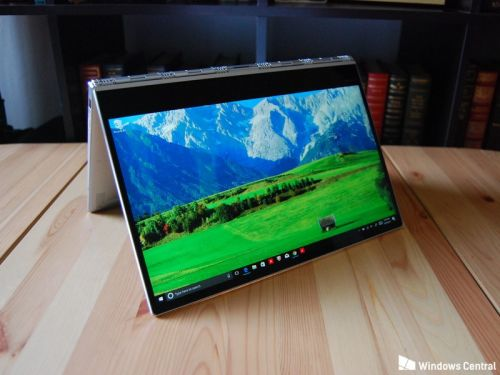 LG gram 14Z980 vs. Lenovo Yoga 920: Two thin and light workhorses