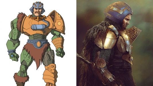 The art of reimagining iconic characters